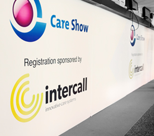 Intercall sponsors the care show 2015